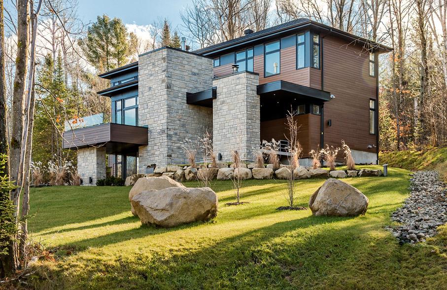 Maisons Contemporaines Et Construction Contemporaine